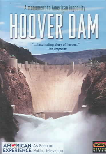 AMERICAN EXPERIENCE:HOOVER DAM BY AMERICAN EXPERIENCE (DVD)